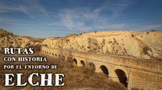 Rutas con historia por el entorno de Elche