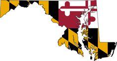 Maryland. Check. Duh.