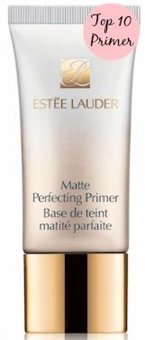 Estee Lauder Matte Perfecting Primer - great for combination skins! Click thru for more!
