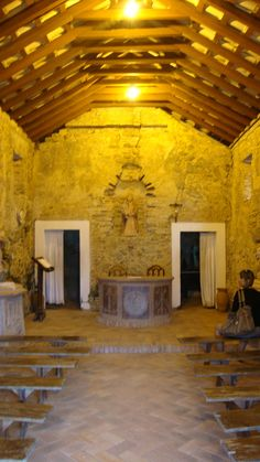 Florianópolis - Forte de Jurerê - capela por Grasiela Martins