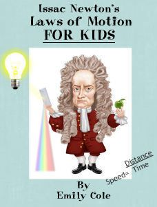 Newton's 3 laws of motion for kids!