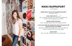Nikki Rappaport's D.C. Studio Home Tour #theeverygirl
