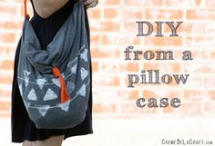 Tote Bag   40 No-Sew DIY Projects