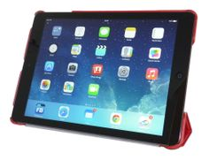 iPad Air Smart Case has a built in magnetic wake and sleep sensor. Close the case and the iPad automatically goes to sleep. Open it, and it wakes up. Ipad Air, Handmade Leather, Sleep, Apple, Apple Fruit, Apples