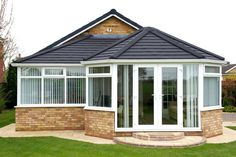 Conservatory with Tiled Roof Get more conservatory ideas at http://www.ConservatoryWeb.co.uk