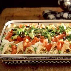 Delicious Recipe Of Chicken Enchiladas