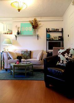 Chelsea's Cozy & Eclectic Garden Apartment