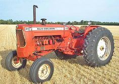 tractor.66hp Allis Chalmers D19.Farmings 1st turbocharged tractor