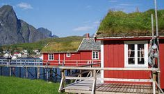 Where to stay in Lofoten. Reine Rorbuer, traditional fishermen's cabins, in Lofoten, Norway - Photo: Solveig Helland Lofoten, Norway Hotel, Norway Viking, Safari, Fish House, Scandinavian Countries, Norway Travel, Fjord, Fishing Guide
