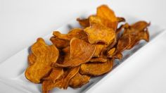Baked Sweet Potato Fries Recipe | The Chew - ABC.com