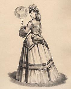 1870s Musetta