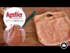 DIY Big Ribbon Plus Bag · Bolso · Sac
