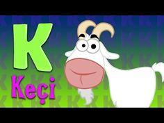 I Harfi - ABC Alfabe SEVİMLİ DOSTLAR Eğitici Çizgi Film Çocuk Şarkıları Videoları - YouTube