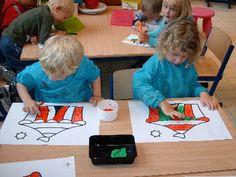 Preschool Circus, Preschool Themes, Preschool Classroom, Classroom Themes, Circus Clown, Circus Theme, Circus Party, Summer Activities For Toddlers, Toddler Activities