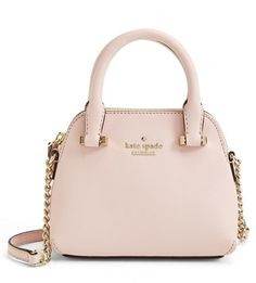 Kate Spade Blush Crossbody Bag