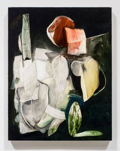 Lesley Vance Untitled, 2012 oil on linen 45,7 × 35,6 cm | 18 × 14 inches Inquire ◂