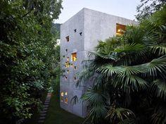 Concrete House in Caviano by Wespi de Meuron Romeo architects