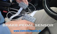 Brake pedal sensor successfully tested by SimTest Dynamics LLP