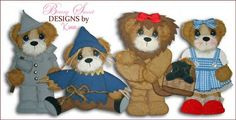 The Beary Scrap Paper Crafting Boutique: Tear Bears