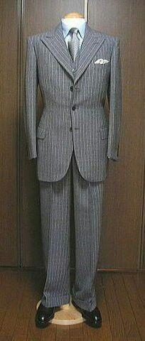 1930s tailoring