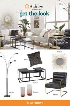 True modern elegance! 💖 #DesignInspo #InteriorDesign #LivingRoom #InstaHomeDecor #LivingRoomIdeas #LivingRoomInspo #LivingRoomStyle #DesignPorn #LivingRoomDetails #LivingRoomStyling #NewHomeDesign #LivingRoomTable #LivingRoomDecor #GetTheLook #Modern #Elegant #ThisIsHomeCanada Condo Living, Living Room Inspo, Living Room Style, Glamorous Room, Furniture For Small Spaces, At Home Store, Loft Style, Contemporary Living, Contemporary Furniture