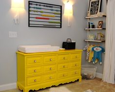 White High Gloss Dressers Design, Pictures, Remodel, Decor and Ideas