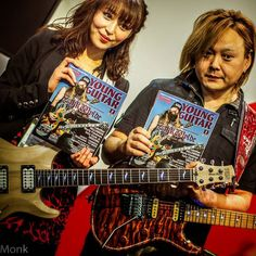 Yuki and Seiji D_Drive at NAMM
