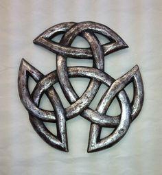 "Wood Celtic Knot 12""                                                                                                                                                                                 Mehr"