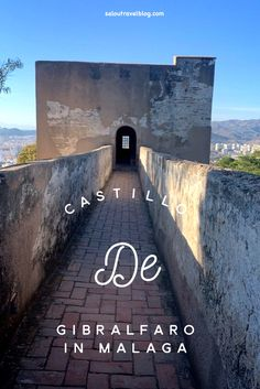 The Costa del Sol is an ideal destination all year round. It is one of the most popular tourist destinations in the world. We travelled to Malaga airport. Malaga City, Stuff To Do, Things To Do, Malaga Airport, Site History, Mountain Range, Stand Tall, Most Visited, 14th Century