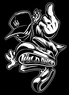 The Wild Ones™ Apparel on the Behance Network