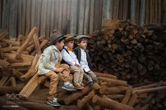Brothers! by JonathanBergerPhotography