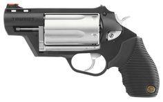"PUBLIC DEFENDER POLYMER .410 GA. 2.5"" / .45 LC REVOLVER"