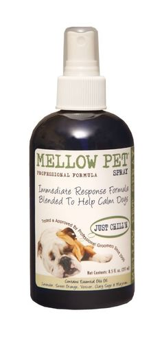 Mellow Pet Calming Spray 8.5 oz. For Dogs -- To view further for this item, visit the image link. (This is an affiliate link and I receive a commission for the sales) #Pets