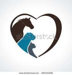 Find Veterinarian Heart Animal Love Horsedog Cat stock images in HD and millions of other royalty-free stock photos, illustrations and vectors in the Shutterstock collection. Dog Logo, Buy Pets, Dog Illustration, Cat Supplies, Large Animals, Animal Logo, Cool Pets, Pet Grooming, Pet Store