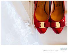 Pronovias Wedding Dress & Ferragamo Shoes - UMeUsStudios.com