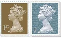 24 x 1st Class Stamps - Royal Mail Postal Stamps - Self Adhesive: Amazon.co.uk: Office Products