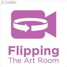 Flipping Classroom Art Projects, School Art Projects, Classroom Resources, Teacher Resources, Classroom Ideas, High School Art, Middle School Art, Art Classroom Management, Classroom Organization