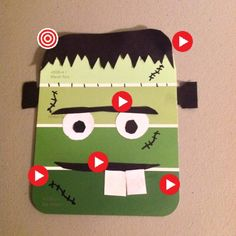 Procedural Text Example: How to Make Frankenstein by Jennifer Kimbrell