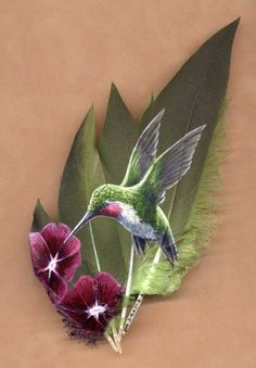 PAINTED HUMMER