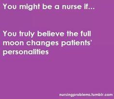 A true nurse