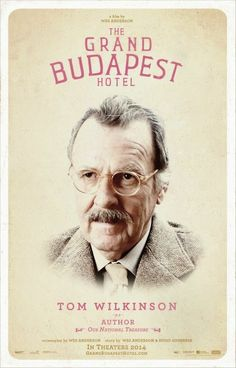 The Grand Budapest Hotel-Büyük Budapeşte Oteli-Tom Wilkinson