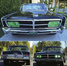 "Green Hornet driven Imperial Crown ""Black Beauty"""