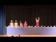 Grade Boys Synchronized Swimming Talent Show Skit Talent Show, Synchronized Swimming, School Items, Gym, Swagg, Grandchildren, Burlesque, Youtube, Bali