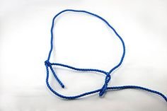 wikihow on how to tie a rope halter