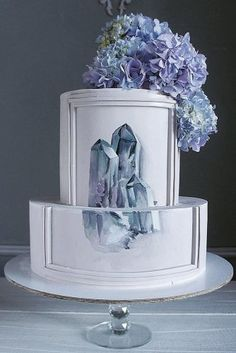 Discover Unique Wedding Cakes ideas on Pinterest   Cake wedding     42 Eye Catching Unique Wedding Cakes