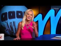 Tomi Lahren - Hillary and the NAACP - YouTube