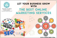 @swipecubessofts, your complete solution for online marketing