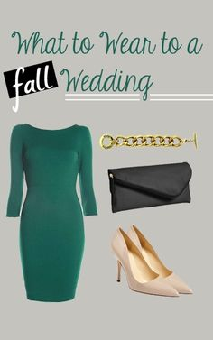 28 Dresses To Wear To A Fall Wedding Fall Weddings Outfit Wear Br