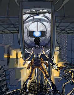 Wheatley Science by ~Silsol