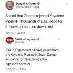 The only thing so fucking pipelines are good for is padding the pockets of the already obscenely rich.
